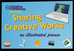 Sharing Creative Works Banner
