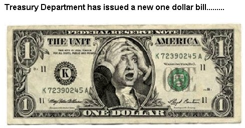 new dollar bill